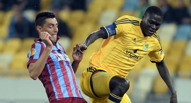 Trabzonspor grubunda lider