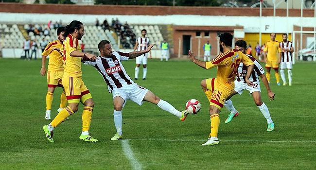 Yeni Malatyaspor'dan 4'te 4