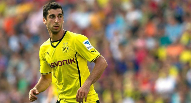B.Dortmund sıkıntılı