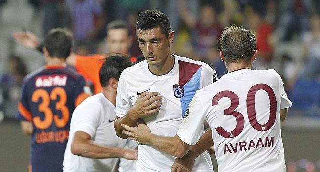 Trabzonspor yine berabere