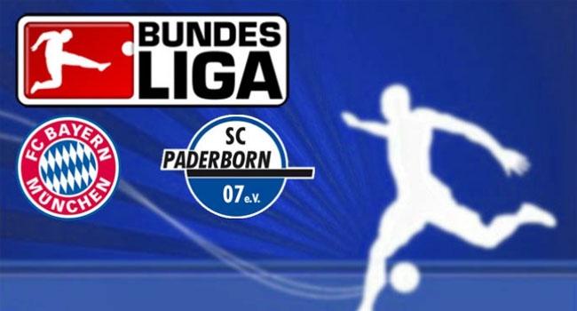 CANLI | Bayern Münih-Paderborn