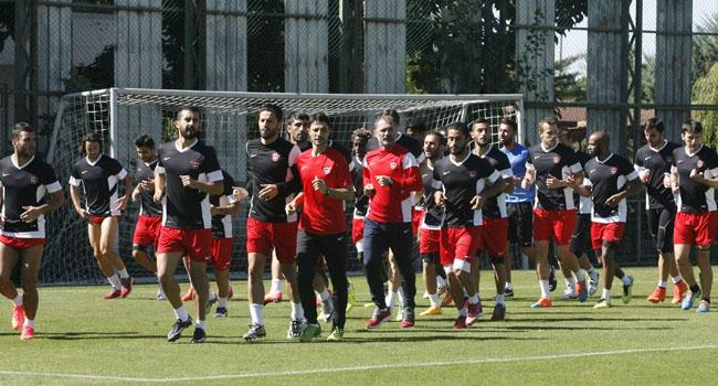 Gaziantepspor'da 3,5 yıllık sözleşme