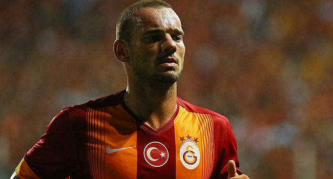 "Sneijder: ""İngiliz ekibini reddettim"""