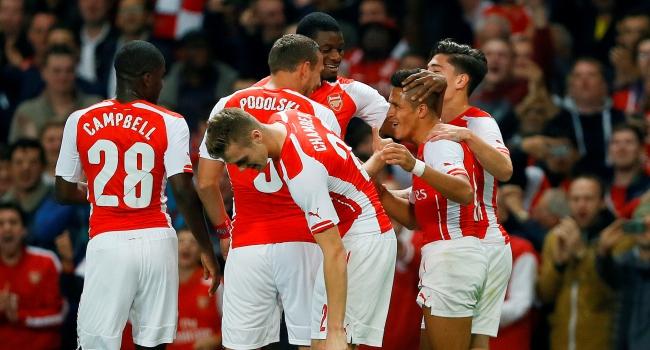 Arsenal, tecrübesiyle öne çıkıyor