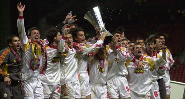 UEFA Kupası Finali'nin ardından ilk kez