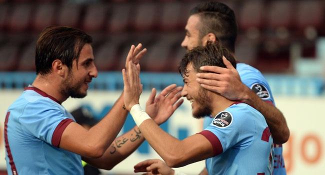 Trabzonspor'da Legia hazırlıkları