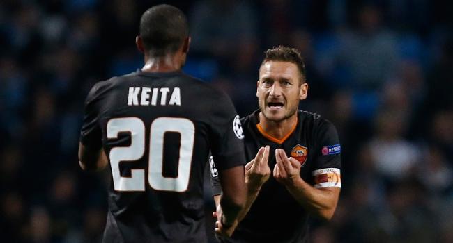 Totti tarihe geçti