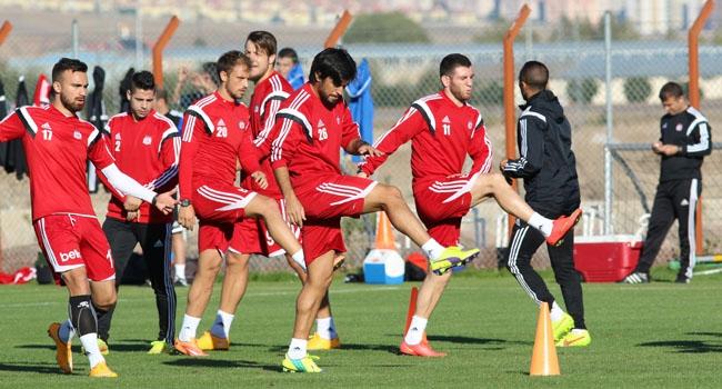 Sivasspor 3 puana kilitlendi
