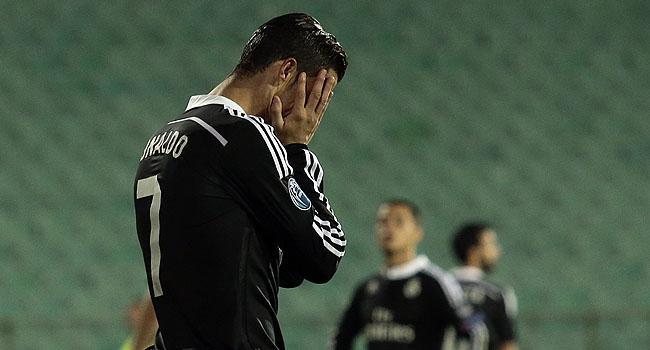 Ronaldo'nun cezası belli oldu!