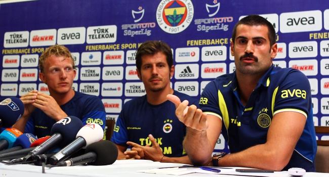 Fenerbahçe'de sürpriz toplantı!
