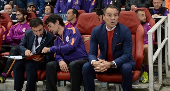 ''Galatasaray batıyor''