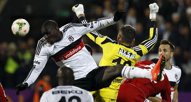 Beşiktaş oyundan memnun