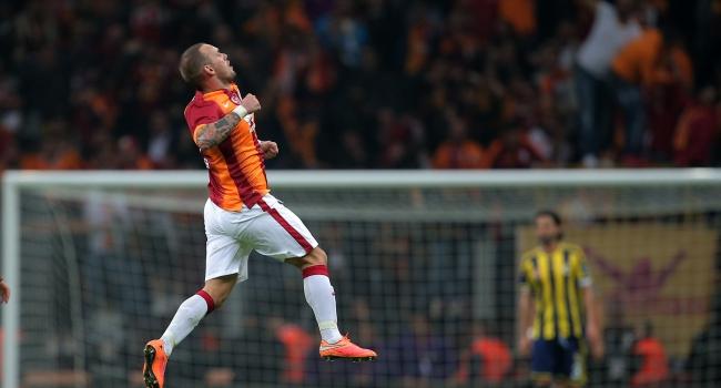 "Sneijder'e ""Vur"" emri Florya'dan!"