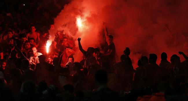 UEFA'dan G.Saray'a ceza