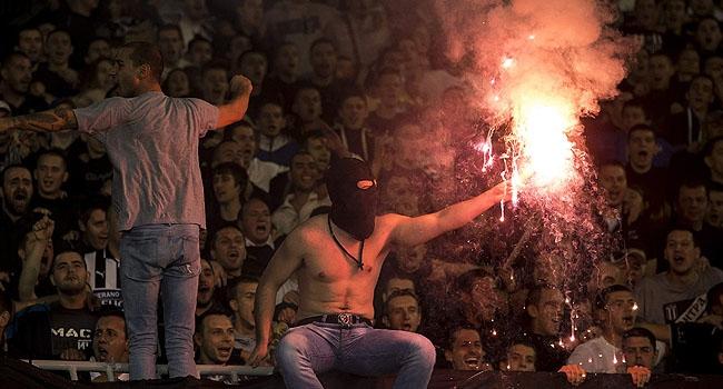 Beşiktaş taraftarına özel önlem!