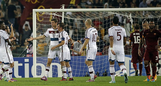 Bayern'den Roma'ya Brezilya tarifesi!