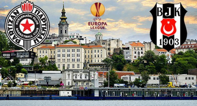 UEFA Avrupa Ligi'nde siyah-beyaz gece