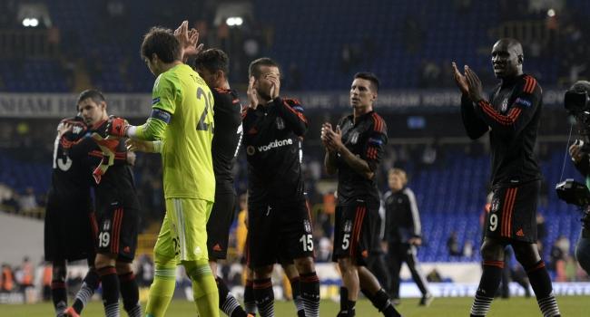 Beşiktaş 171. maçına çıkıyor