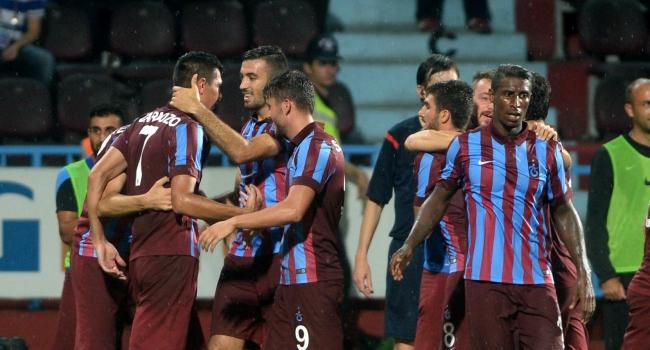 Trabzonspor 116. randevuda