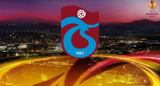 Trabzonspor-Rabotnicki maçı TRT'de