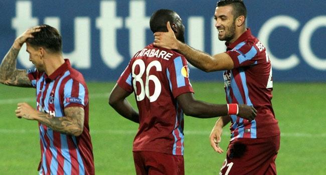 Trabzon 6, Yatabare 'siftah' dedi
