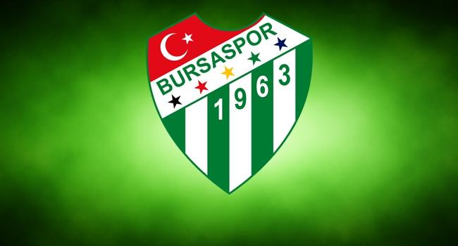 Bursaspor Mersin'e gitti