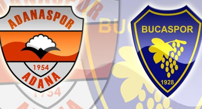 CANLI | Bucaspor-Adanaspor