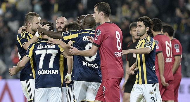 Fenerbahçe Gençler'i penaltılarla geçti