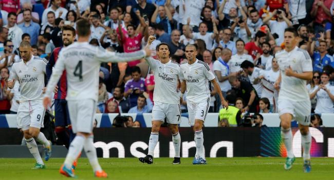 El Clasico, Real Madrid'in!