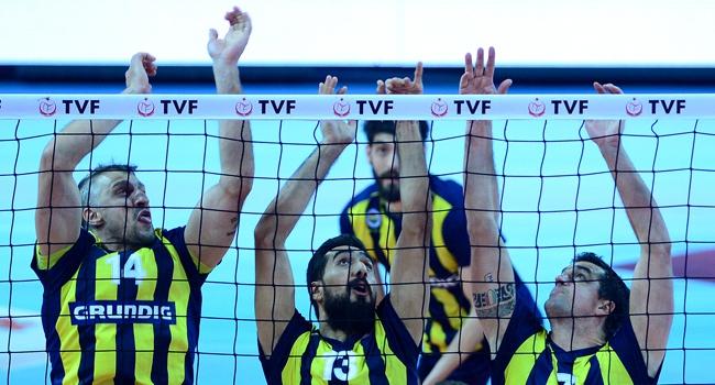 Fenerbahçe Moskova'da dondu!