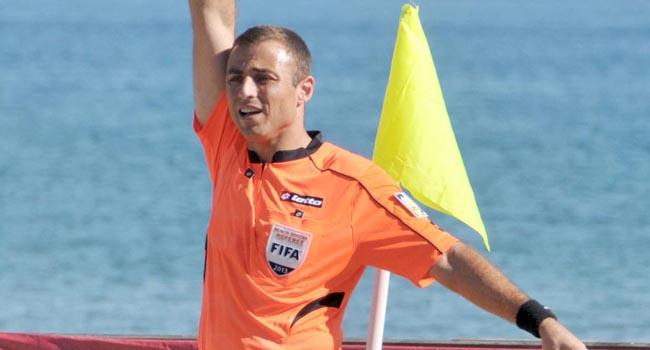 FIFA'dan Serdar Akçer'e görev
