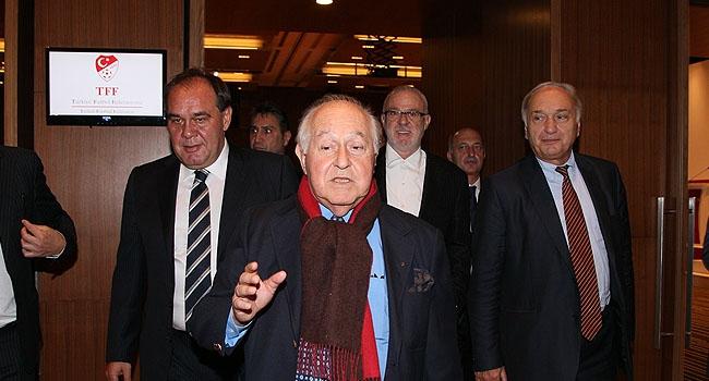 Galatasaray'dan TFF'ye çıkarma