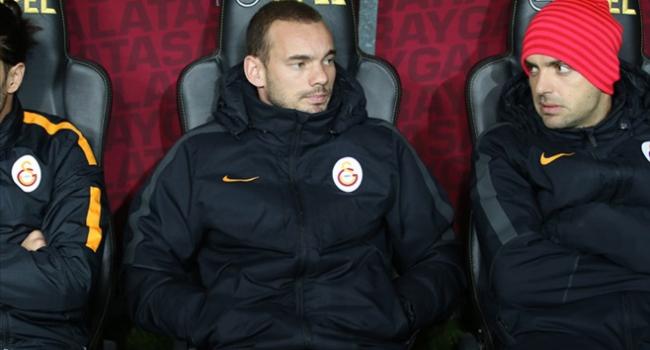 Sneijder'den şok sözler!