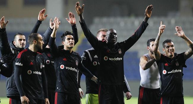 'Seyyah' Beşiktaş, iç sahada kaybetmiyor