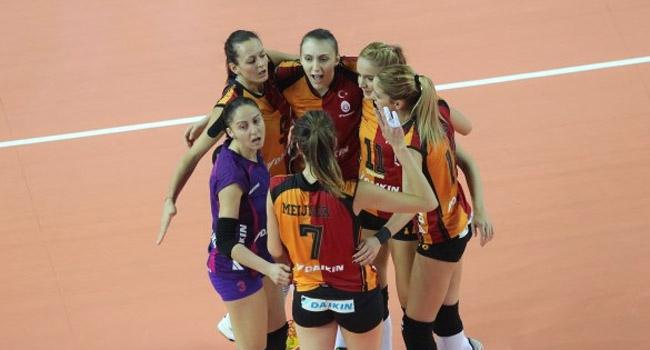 Galatasaray Daikin turladı