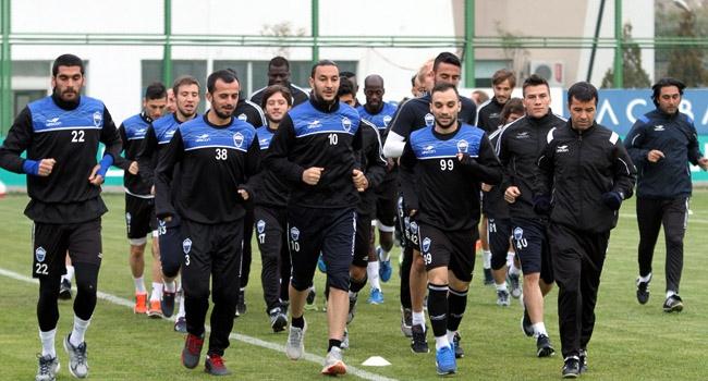 Erciyesspor'da büyük şok!