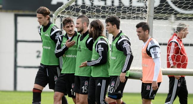 Beşiktaş galibiyete kilitlendi