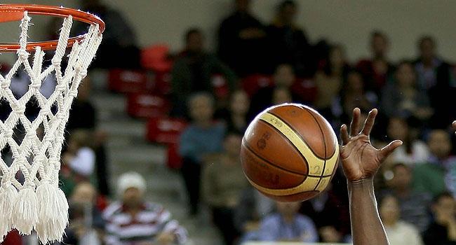 Basketbolda toplu sonuç