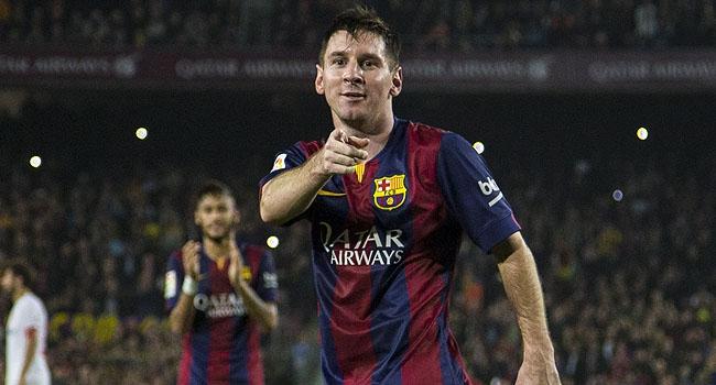 Messi tek ve tekrarı olmaz!