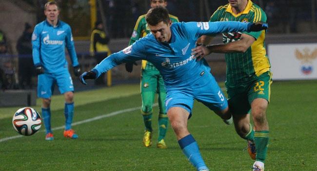 Zenit Kuban'ı Hulk ile yıktı