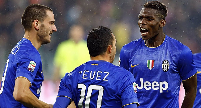 VİDEO | Juventus'a yan bakılmıyor