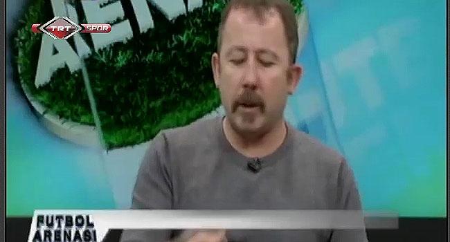 Sergen Yalçın: Yorumlarımız tavan yaptı