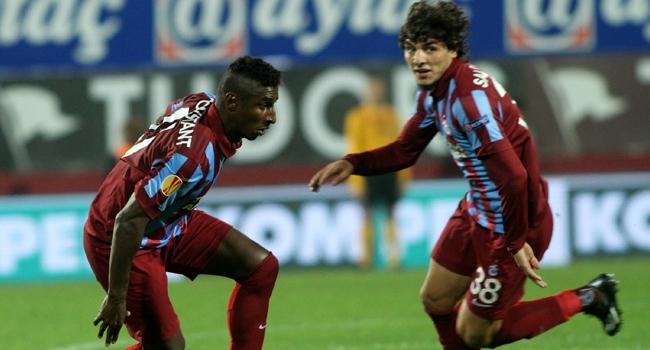 Trabzonspor'da Constant'ın sağlık durumu