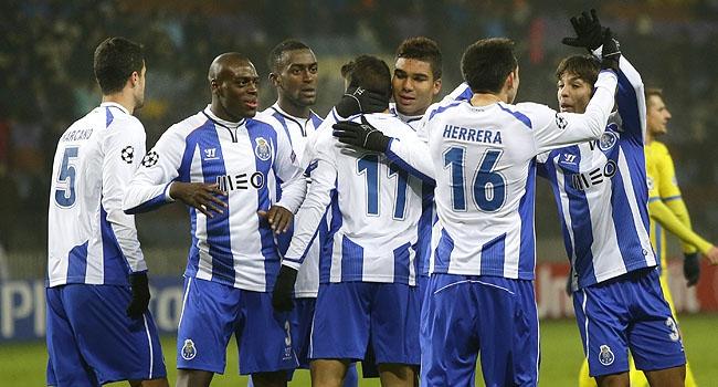 Porto, BATE Borisov'a acımadı