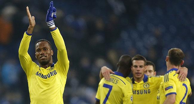 Drogba'lı Chelsea farka koştu