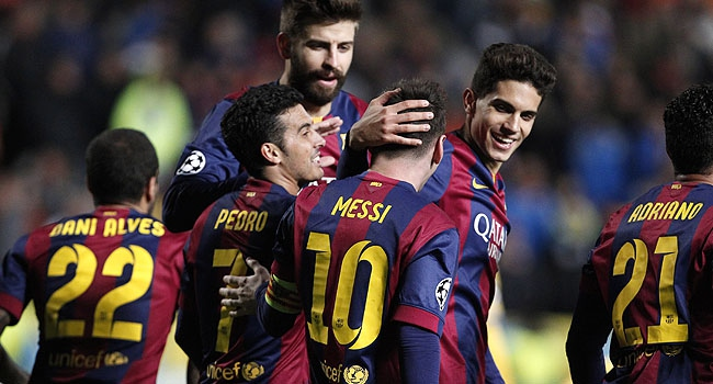 Messi 38'de yeni rekoru kırdı!