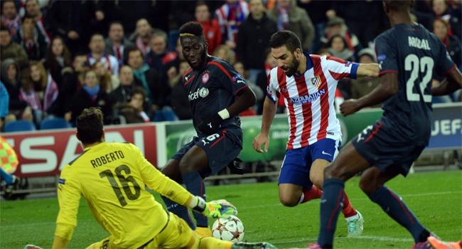Ardalı Madrid ezdi geçti