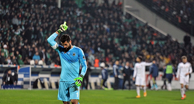 PFDK'dan Bursaspor'a 'Volkan' faturası