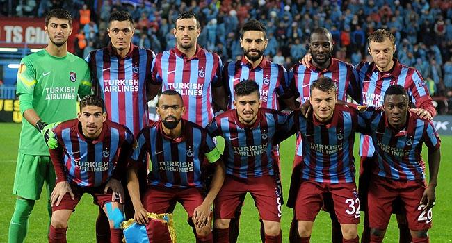 Trabzonspor Avrupa'da 'devam' dedi