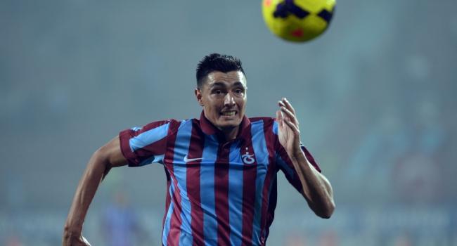 Trabzonspor'dan Cardozo açıklaması